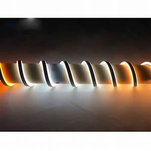 Smd, 2835, 50cm, Cut, Double, Side, Light, Flexible, Led, Neon, Lights, 24vdc, Waterproof, Outdoor