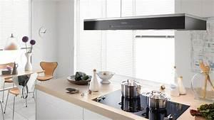 Accessoire Cuisine Design : quelle hotte pour mon lot de cuisine ~ Teatrodelosmanantiales.com Idées de Décoration