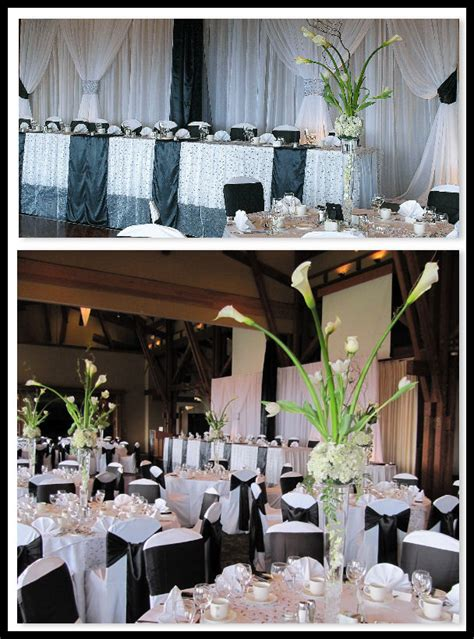westwood plateau wedding decorator