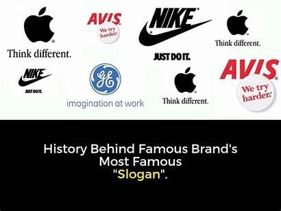Slogans Brand Famous Stories