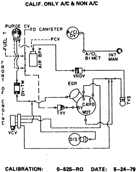 1977 Ford 351m F150 Ignition Wiring Diagram by Ford Vacuum Diagram For 1972 F100 360 Fixya