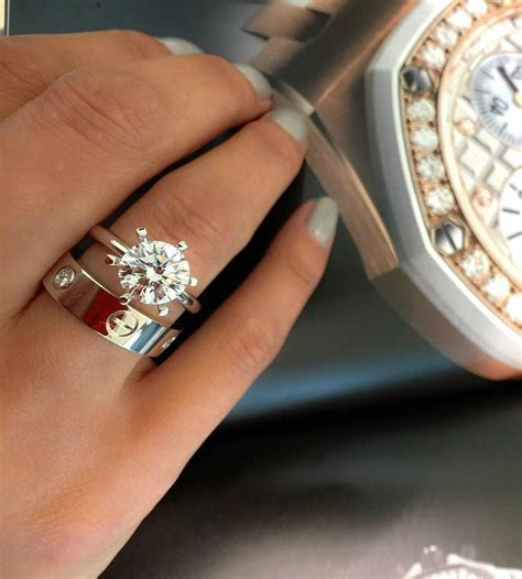 leila amia jewelry accessories cartier love ring engagement rings jewelry