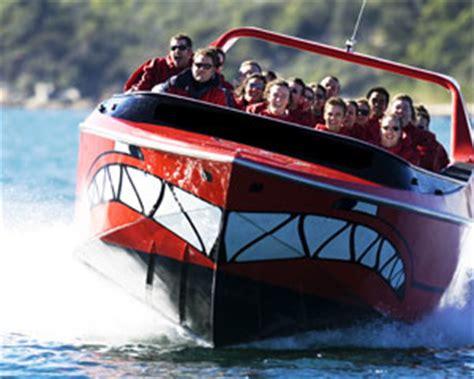 Jet Boat Circular Quay by Jet Boat Ride For 2 Sydney Adrenalin