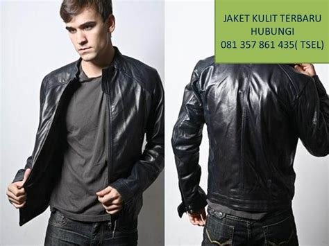 jaket kulit pria terbaru  jaket kulit pria terbaru