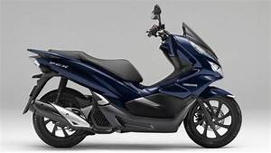 Honda To Begin Production Of Pcx Hybrid Scooter In September