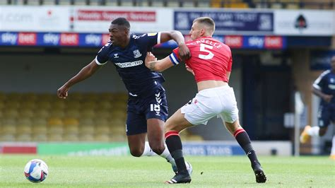 Match Report: Southend 1-2 Morecambe - News - Southend United