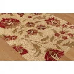 floors rugs throw rug with watercolor floral design