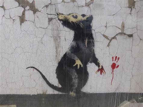 Where To See Banksy Street Art In London | Street art ...