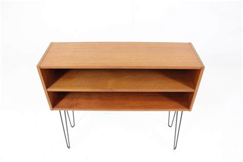 Original Small Sideboard  Console Table In Teak Davint