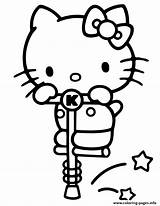 Kitty Coloring Hello Stick Pogo Printable Friends Colouring Printables Sheets Sanrio Library Clipart Popular Clip Dinokids sketch template