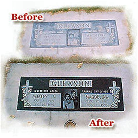 tombstone cleaning guide