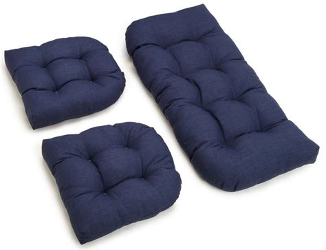 Wicker Settee Cushions by Outdoor Furniture Cushions Insteading