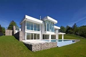 Moderne Häuser Mit Pool : villa mit pool baden baden modern h user berlin von atelier altenkirch ~ Markanthonyermac.com Haus und Dekorationen