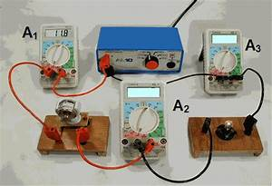 Amperemetre En Serie : etude d 39 un circuit s rie ~ Premium-room.com Idées de Décoration