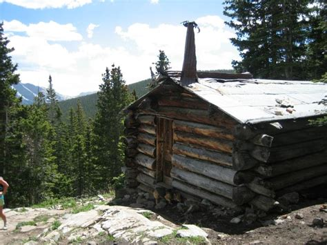 arkansas mine cabins mohawk lakes a hike to remember