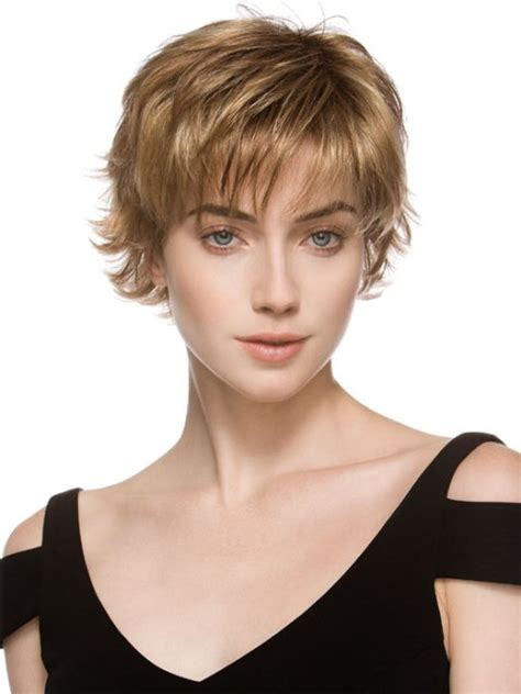 sassy short haircuts  fine hair