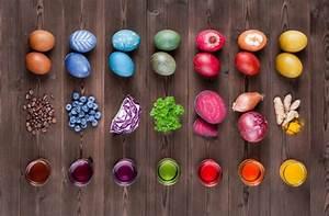 Eier Natürlich Färben : aussergew hnliche ostereier f rben und gestalten ifolor ~ A.2002-acura-tl-radio.info Haus und Dekorationen
