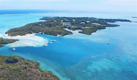 Catamaran Cruises Mauritius Visit To Ile Aux Cerfs