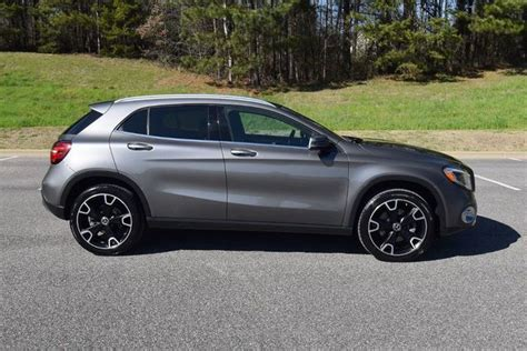 Most fun to drive of any suv i have driven room for my bicycle i use this primarily for around town driving, but have taken it on highway trips up to 4 hours. 2018 Used Mercedes-Benz GLA GLA 250 SUV at World Class Motors Serving Gardendale, AL, IID 19913256
