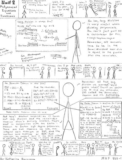 Grade 12 Advanced Functions Comics  Love, Life And Positiontime Graphs