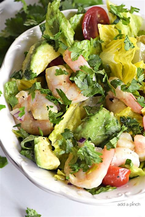 shrimp salad 12 delicious summer salad recipes tauni co
