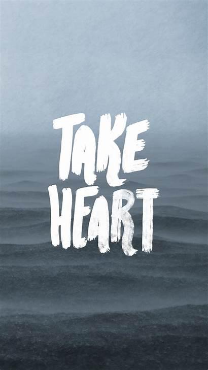 Heart Take Overcome Quotes Walk Jesus Storm
