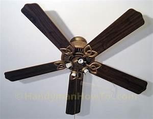 Supreme broken ceiling fan casablanca hugger