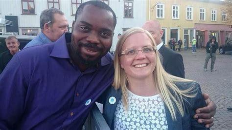 Chinedu Ikechukwu Från Nigeria Har Röstat På Sd