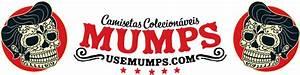 Mumps Camisetas Colecionáveis