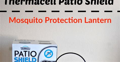 thermacell patio shield mosquito protection momfiles keep mosquitoes away with a thermacell patio