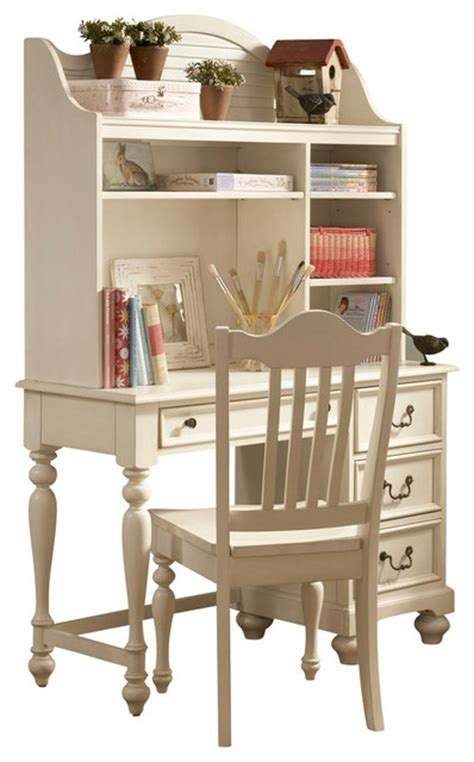 kids white desk with hutch lea retreat white desk with hutch in antique white