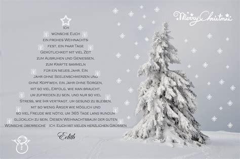 mein weihnachtsbaum f 252 r dich foto bild gratulation und