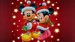 mickey and minnie mouse theme desktop wallpaper