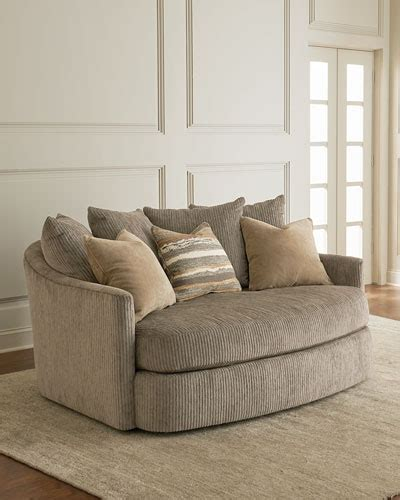 curved settees and sofas sofas sectionals settees at neiman