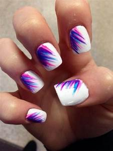 Engaging summer nail art to try this