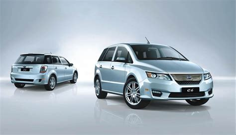 Electric Car Manufacturers by Byd Leads All Ev Manufacturers In Global Sales