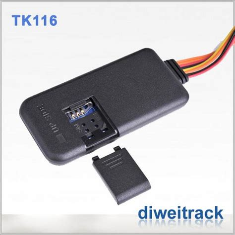 Tracking Device For by Tk116 New Model Vehicle Tracking Device With 200mah