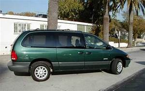 1999 Plymouth Grand Voyager Specs And Photos