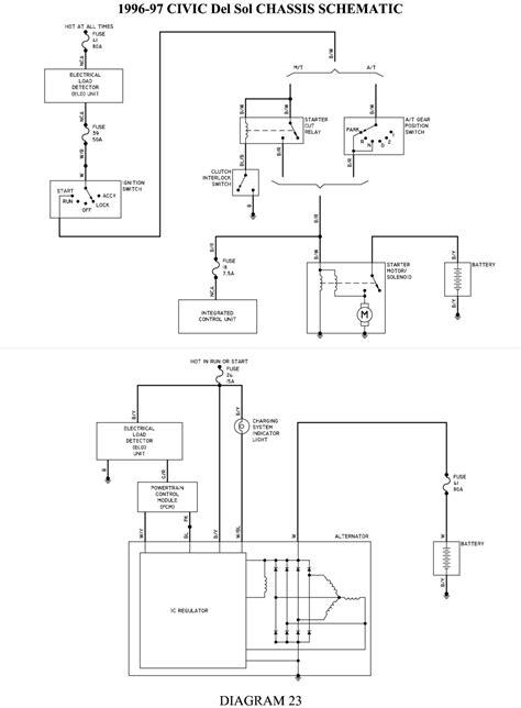96 Honda Civic Window Wiring Schematic by 96 Civic Power Window Wiring Diagram Volovets Info