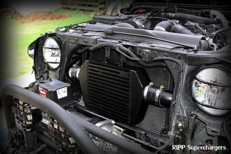 jeep wrangler supercharger system black ops