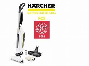 Nettoyeur De Sol Karcher Fc5 : univers habitat march blanc brun le nettoyeur de sols ~ Dode.kayakingforconservation.com Idées de Décoration