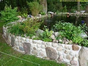 Teich Und Garten : gartenteich garten teich gartenteich bilder und informationen ich liebe wasser ~ Frokenaadalensverden.com Haus und Dekorationen