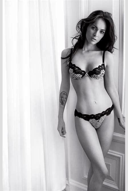 Megan Fox Megan Fox - Armani