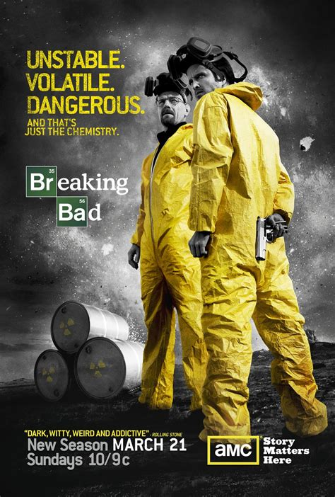 For One Last Cook The BREAKING BAD Poster Collection