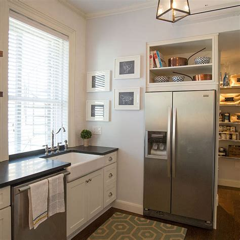 10 Best Over Refrigerator Storage Options Images On