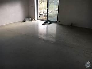 Litá podlaha cena