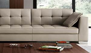 luxury tufted designer all leather sectional chesapeake With large square sectional sofa