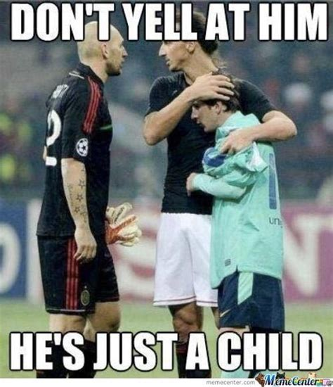 Funny Messi Memes - funny soccer