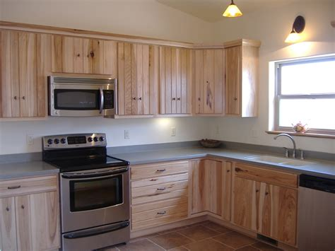 kitchen cabinet interiors sophisticated and urbane rustic hickory cabinets 2563