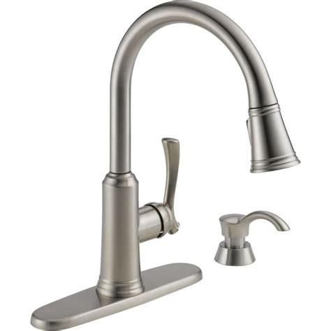 best kitchen sink faucet best kitchen faucet with separate sprayer 4548